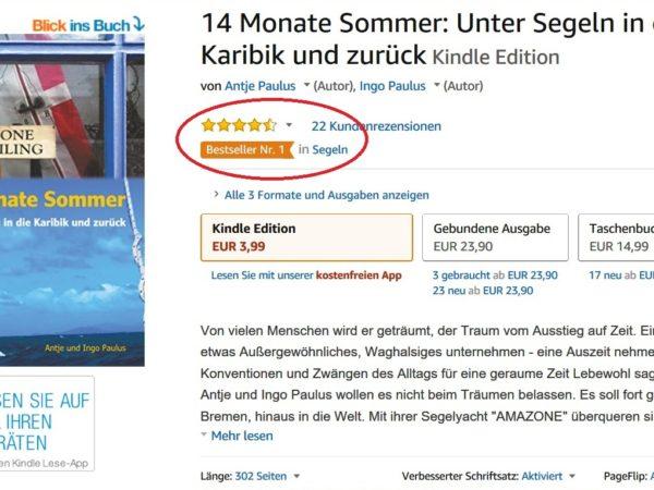 Bestseller in Segeln